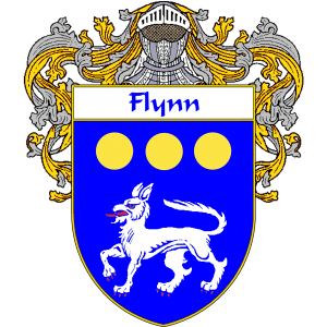 Flynn-Coat-of-Arms-300x300